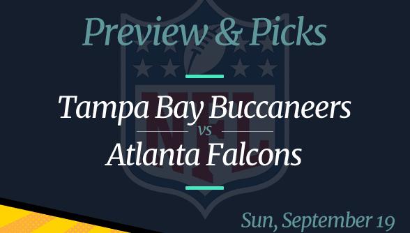 NFL Week 2: Falcons vs Buccaneers, Time, Odds