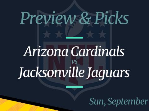 NFL Week 3: Cardinals vs Jaguars, Time, Odds