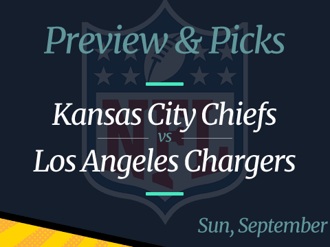 NFL Week 3: Chargers vs Chiefs, Time, Odds