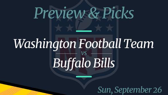 NFL Week 3: WFT vs Buffalo Bills, Time, Odds