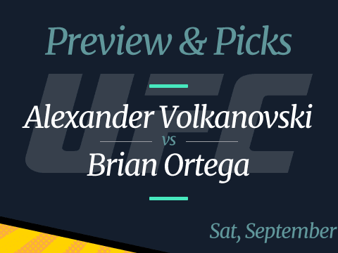 UFC 266 Volkanovski vs Ortega Odds, Where to Watch, Time