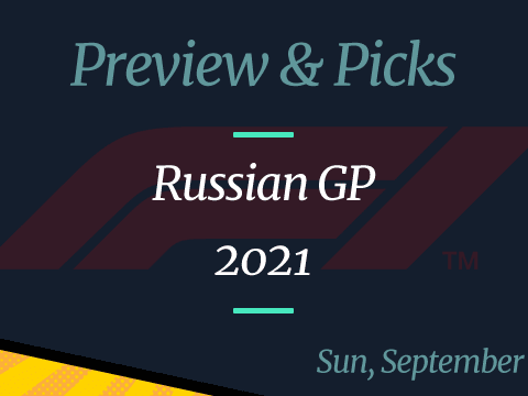 F1 Russian Grand Prix Preview, Odds, Betting Pick