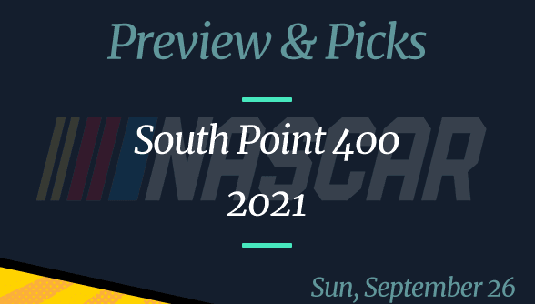 NASCAR South Point 400 Preview, Odds, Betting Pick