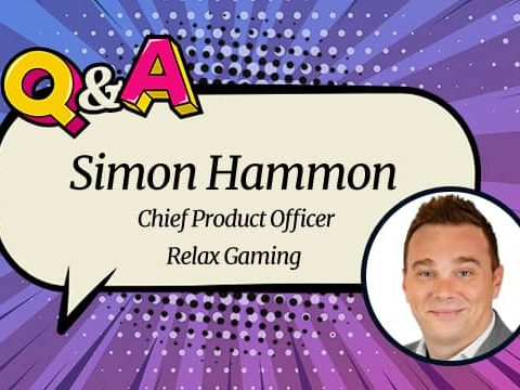 """Relax Gaming's Simon Hammon: """"Retaining the Competitive Edge in Game Production and Delivery"""""""