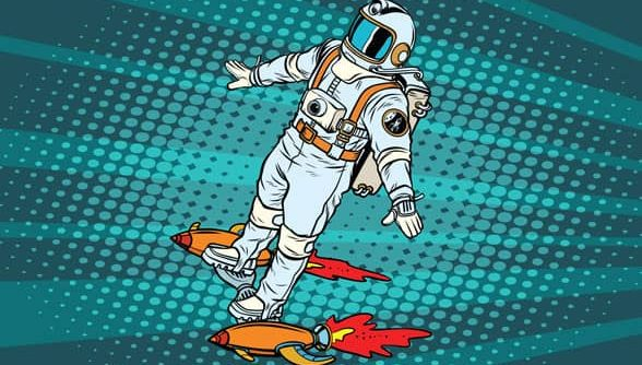 Sports Betting Reaches New Heights with Outer Space Bet