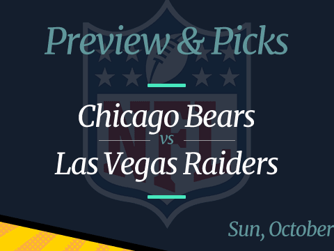 Bears vs Raiders NFL Week 5 Odds, Time, and Prediction