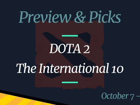 Dota 2 TI10 Odds, Picks, Time, Date, and Where to Watch