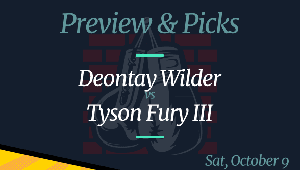 Fury vs Wilder 3 Betting Preview, Time, Odds