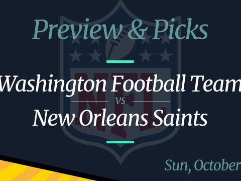 Saints vs WFT NFL Week 5 Odds, Time, and Prediction